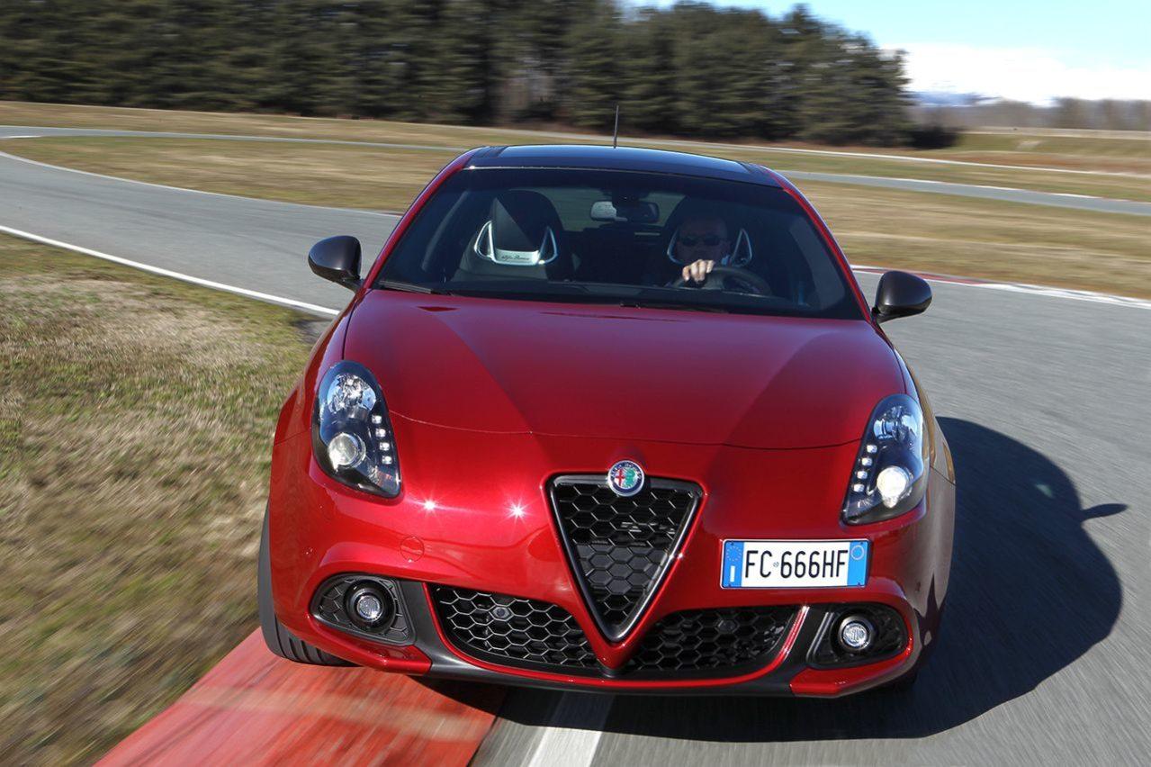 62 Alfa Romeo Giulietta 1.4 turbo multi-air 170 TCT