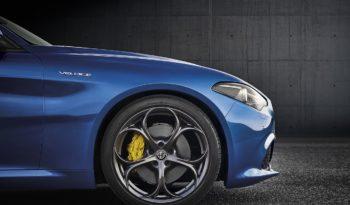 Alfa Romeo Giulia Veloce 2.2 Turbo AT8 210 CV AWD Q4 pieno