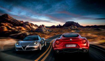 Alfa Romeo 4C Coupé full