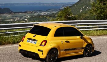 FIAT 500 ABART completo
