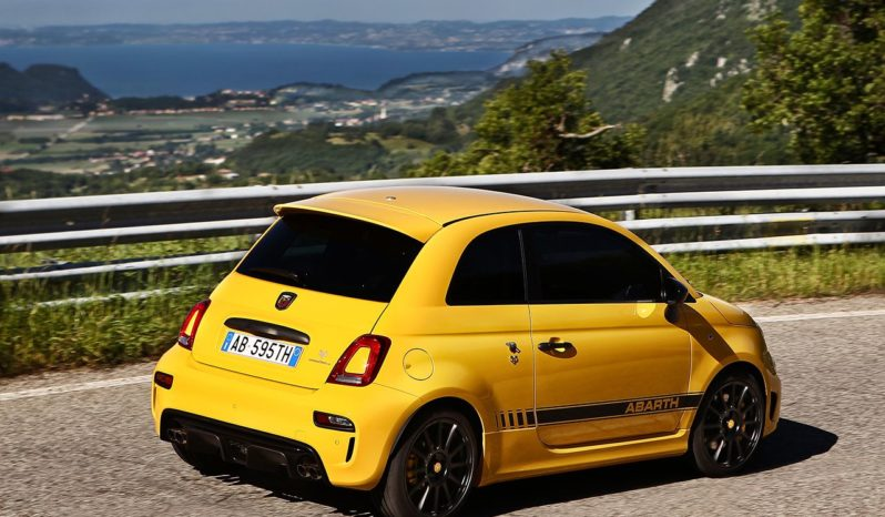 Fiat 500 Abarth full