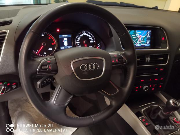 Audi Q5 20TDI 150cv Quattro Business 09 2016 pieno